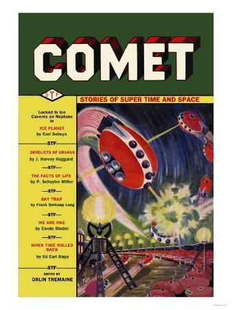 Comet: Ufo Dogfight