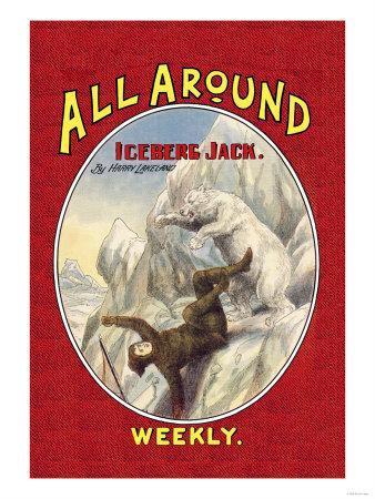 All Around Weekly: Iceberg Jack