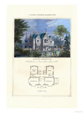 Tudor Cottage, Elizabethan