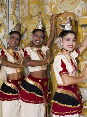 Kandyan Dance, Now Considered to be the National Dance of Sri Lanka, Kandy, Sri Lanka, Asia