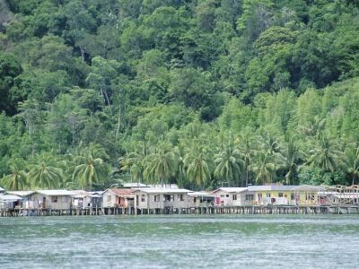 Kota Kinabalu, Sabah, on the Island of Borneo, Malaysia