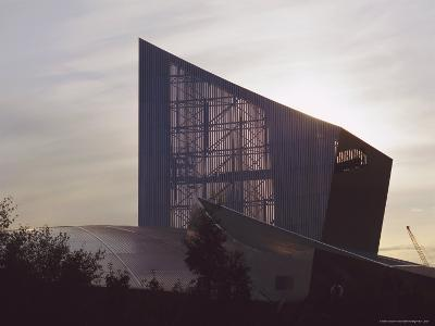 Imperial War Museum (North), Salford, Manchester, England