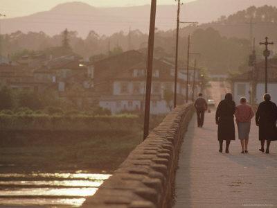 Ponte Do Lima, Limia River, Minho District, Portugal, Europe