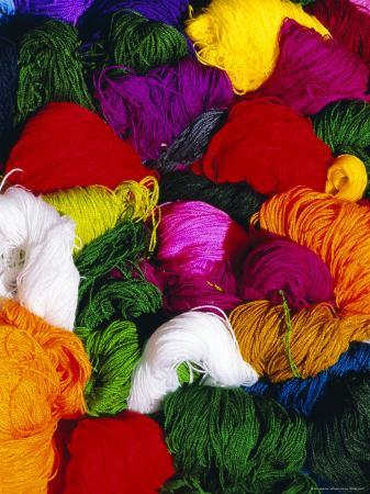 Traditional Indian Wool, Solola, Guatemala, Central America