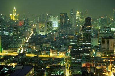 Central Bangkok Detail, Thailand