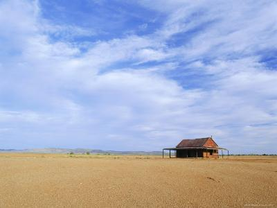 A Shack in the Outback, New South Wales, Australia