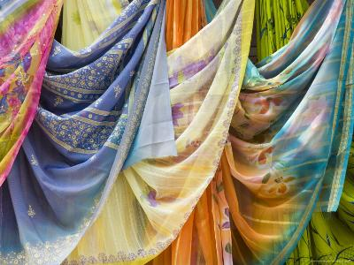 Famous for Its Hand Woven Fabrics,Maheshwar, Madhya Pradesh, India