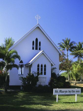 St. Mary's Church, Port Douglas, Queensland, Australia