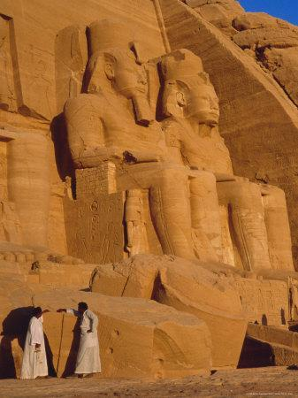 Abu Simbel, Egypt, North Africa