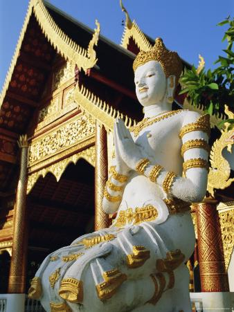 Wat Chiang Man, Chiang Mai Thailand, Asia