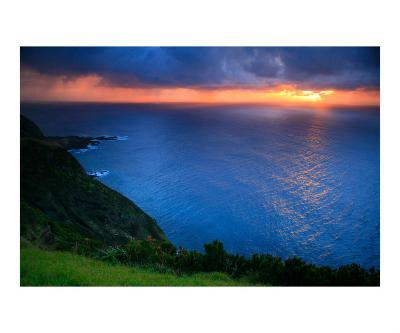 Sunset, Azores Islands