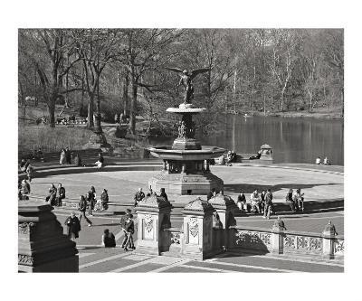 Bethesda Terrace - Central Park New York City