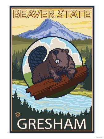 Beaver & Mt. Hood, Gresham, Oregon