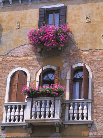 Architecture and Design of Venice, Italy