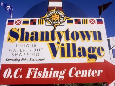 Shantytown Village, Ocean City, Maryland, USA