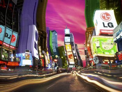 Time Square, New York, New York, USA