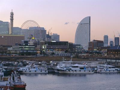 Yokohama Harbour, Yokohama, Japan