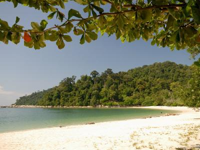 Coral Bay Beach, Pangkor Island, Perak State, Malaysia, Southeast Asia, Asia