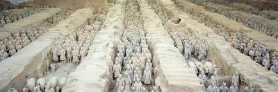 6000, 2000 Year Old Teracotta Figures, Army of Teracotta Warriors, Xian, Shaanxi Province, China