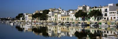 Porto Colom Harbour, Majorca, Spain