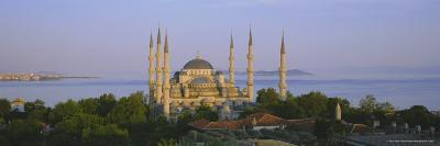 The Blue Mosque (Sultan Ahmet Mosque), Istanbul, Turkey, Europe