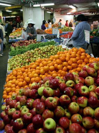 Fruit Stall, Paddy's Market, near Chinatown, Sydney, Australia