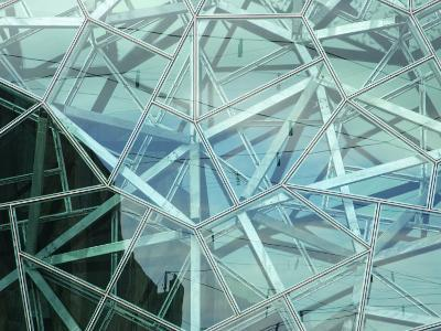 Modern Architecture, Federation Square, Melbourne, Victoria, Australia