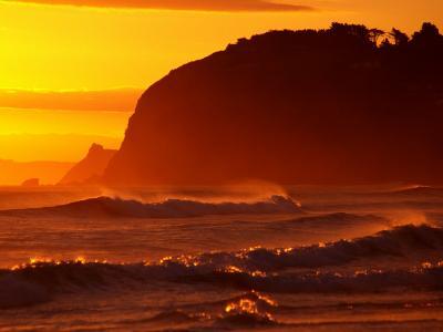 St Kilda Beach, Dunedin, New Zealand