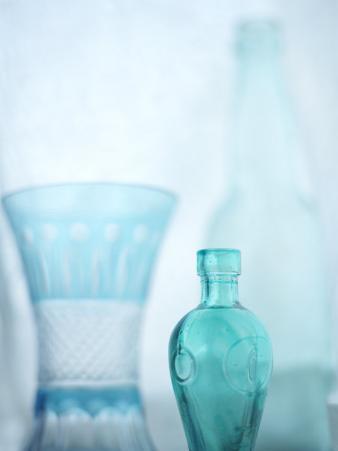 Turquoise Vases II