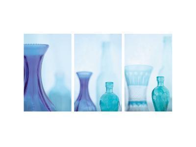 Turquoise Vases III