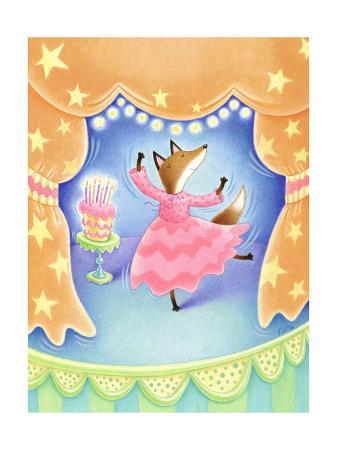 Foxy Birthday Dance