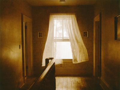 Country Days - Stairwell, Breeze, Curtains