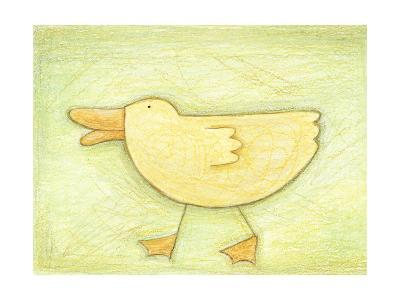 Determined Ducky - Crayon Critter II
