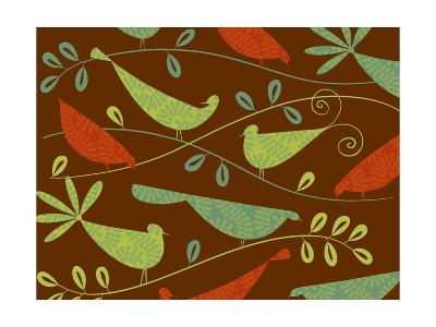 Songbird Pattern