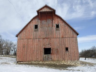 Abandoned Farm near Otoe, Nebraska
