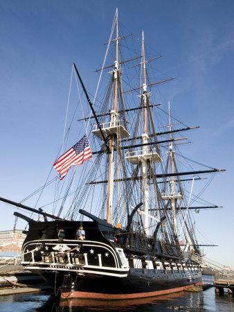 USS Constitution, Boston, Massachusetts