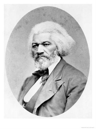 Portrait of Frederick Douglas