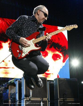 The Who -Pete Townshend - Jump 2006