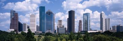 Skyscrapers in Houston, Texas, USA