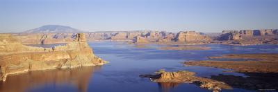 Gunsight Butte, Lake Powell, Glen Canyon National Recreation Area, Arizona, Utah, USA