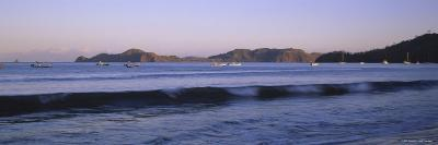 Hermosa Beach at Sunrise, Papagayo Peninsula, Guanacaste Province, Costa Rica