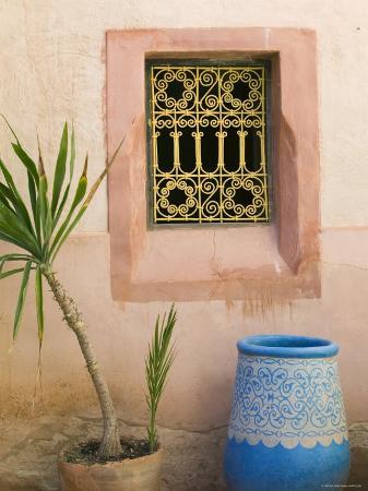 Tafraoute, Anti Atlas, Morocco