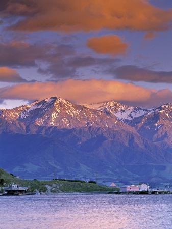 Kaikoura Range, South Island, New Zealand