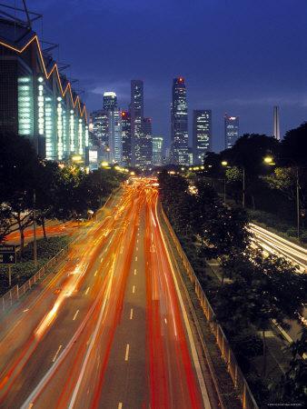 Commercial District, Singapore