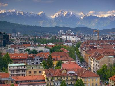Ljubjiana, Slovenia