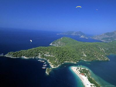 Olu Deniz, Nr. Fethiye, Turkey