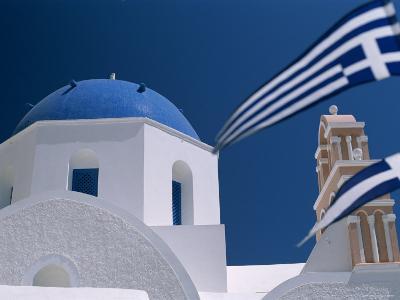 Santorini, Oia, Cyclades Islands, Greece