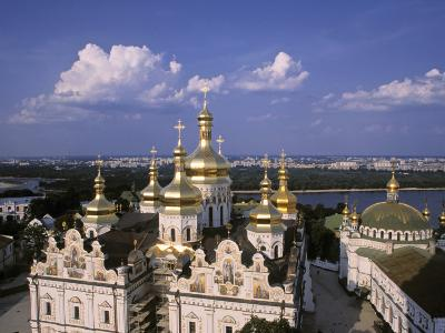 Dormition Cathedral, Kyiv-Pechersk Lavra monastery, Kiev, Ukraine