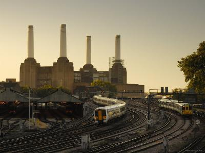 Batersea Power Station, London, England