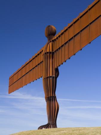 Angel of the North, Gateshead, Northumberland, England